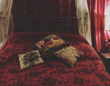 Спальня Даниэля, Адриано и Сола