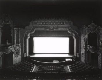 Haunted cinema