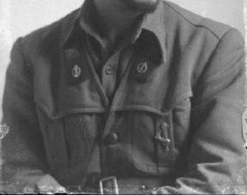 Заслуженный офицер Первой мировой войны