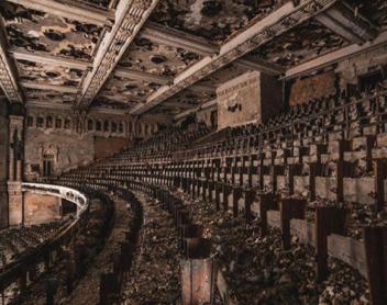 Новый кинотеатр «Парадиз»